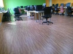 Wooden PVC Flooring Services