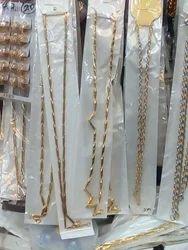 Stateless Gold Mix Chain