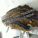 Black Unscented Raw Agarbatti A Grade Quality
