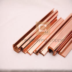 Oxygen Free Copper Sections