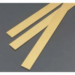 Flat Brass Strip