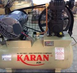 Karan 1 HP - 100 HP Mini Air Compressor