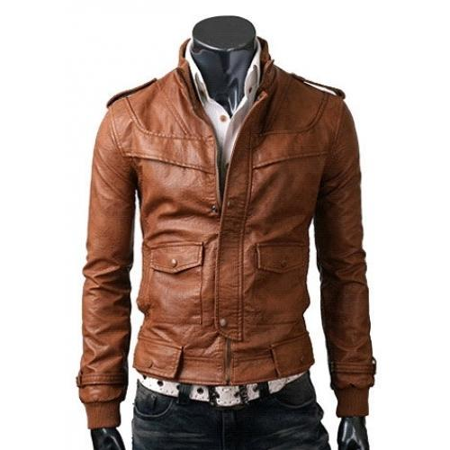 Trends in Leather Jackets - Robust Fashion For You