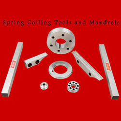 Spring Coiling Tools And Mandrels