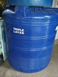 Triple Layer Tank