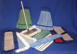 Wet Mops And Dry Mops