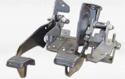 Clutch & Brake Pedal Assembly