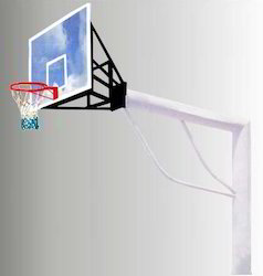 Basketball Pole Round Pipe Umbrella System 25mm