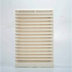 Cast Iron Off-White Air Vents
