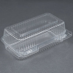 Plastic Bakery Container