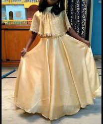 Cape Gowns For Kids