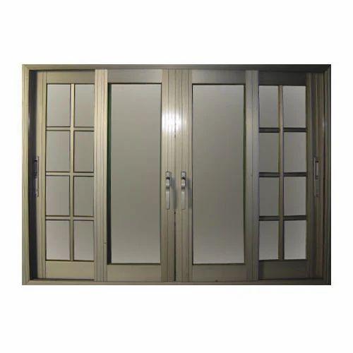 Aluminium Section Door Aluminium Section एलुमिनियम