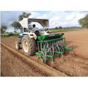 Tractor Operated Fertilizer And Seed Drill