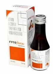 Bcomplex Syrup- Vit B1 5Mg  Vit  B6 1.5Mg  Vit B12  2.5Mc