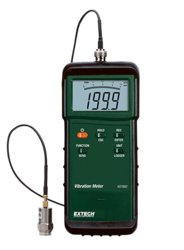 Heavy Duty Vibration Meter