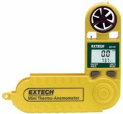 Mini Thermo Anemometer