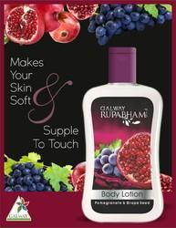 Whight Galway Rupabham Body Lotion