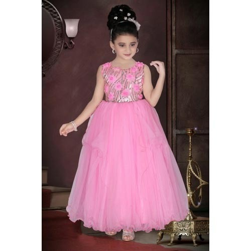 42b7cfe2e Party Wear Kids Dress at Rs 850 /piece | Vastral | Ahmedabad | ID ...