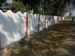 RCC Prefabricated Compound Wall