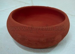 Earthen Feeder Bowl