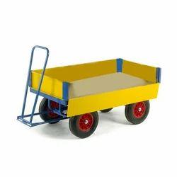Box Type Platform Truck
