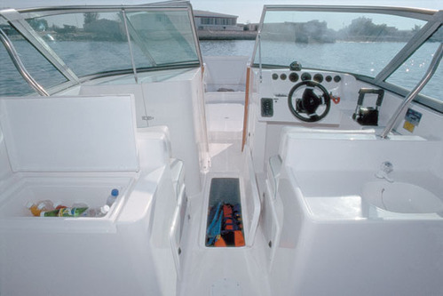 Silvercraft 31-2 Boat | West Coast Marine Yacht Services