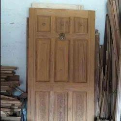 Rajwadi Wooden Door