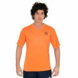 Mens Designer V Neck T Shirt