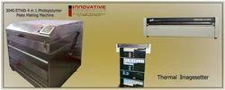 Negative Film Making Machine for Flexo Plate