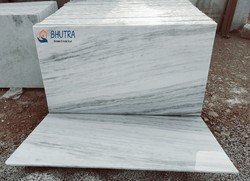 Premium Morad White Marble, Thickness: >25 mm, Application Area: Countertops