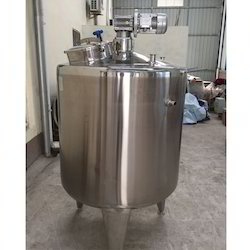 Stainless Steel 321 Agitator Tank