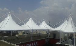 Udaipur Varun Mall Tensile Structures