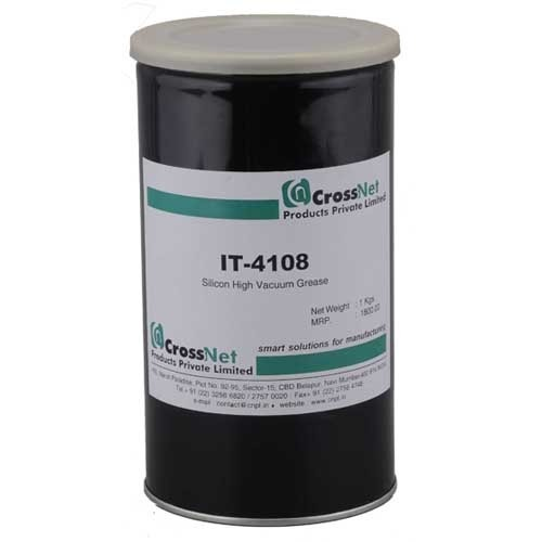 Industrial Greases - High Vacuum Silicone Grease Manufacturer from
