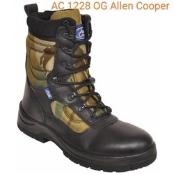 Allen Cooper High Ankle Shoes
