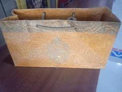 Mrtalic Hand Made Bag