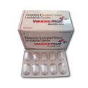 VIRPRIDE PLUS (Rabeprazole and Levosulpiride (As SR) Capsules)