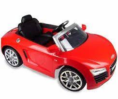 Electric Car Audi Model