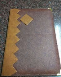 Zigzag Menu Folders