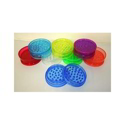 Durable Plastic Smoking Grinders