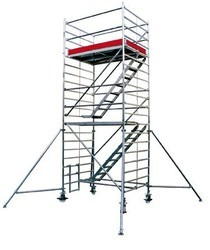 Aluminum Scaffolding Staircase Tower