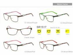 SR1517 Metal Designer Eyewear