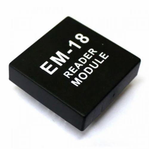 EM18 125KHz RFID Reader Module, Electric Circuit Components & Spares