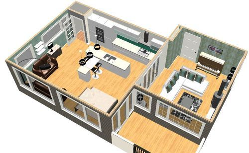 Interior Space Planning Services