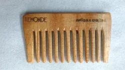 3-4 Inch Neem Wood Comb