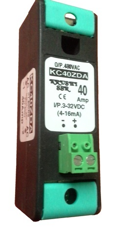 Dc To Ac 40amp Mbc Type Slim Solid State Relay at Rs 359 piece