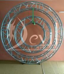 Aluminium Double Round Truss