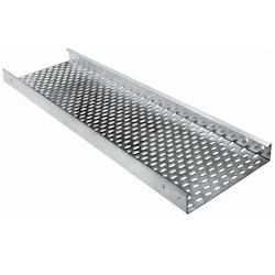 Steel And Stainless Steel Perforated Cable Tray