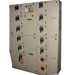 Juhi Electricals Mild Steel PLC Control Panel, Automation Grade: Automatic, IP Rating: IP55