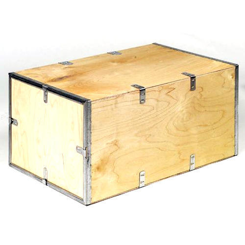 Industrial Plywood Boxes