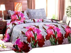 3D Double Bed Sheets